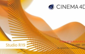 Cinema 4D R19正式完整版C4D R19免费中文版C4D软件C4D下载