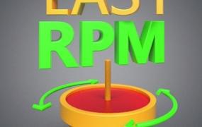 C4D陀螺旋转预设 Easy RPM Tool