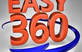C4D 360度旋转预设 C4Depot Easy 360