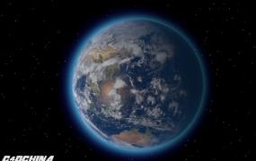 C4D地球预设 /LIB4D(可调节地球的各项参数)c4depot real earth