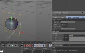 XP表达式制作的立方体变球体预设(工程版) XPS Cube Roller