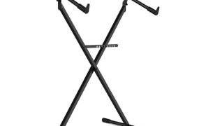 C4D模型 X形话筒支架模型C4D FBX 含材质 含贴图