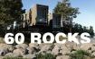 60石头模型贴图素材合集 Poliigon – Rock Models